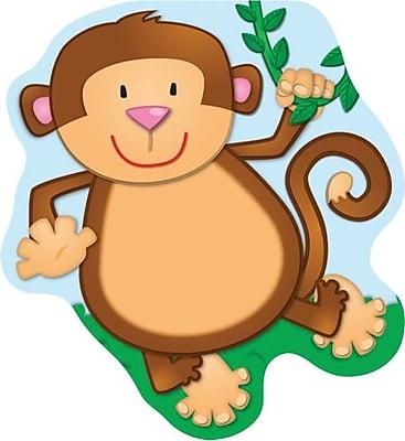 Carson-Dellosa Monkey Notepad, All Grades