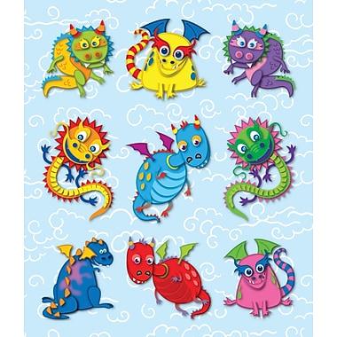 Carson-Dellosa Dragons Prize Pack Stickers