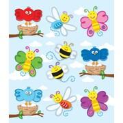 Carson-Dellosa Spring Prize Pack Stickers