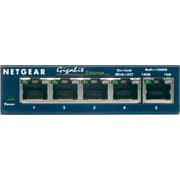 Netgear® - Commutateur Ethernet Gigabit ProSafe Plus 5 ports