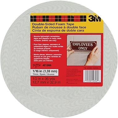 3M Scotch Double-Sided Foam Tape