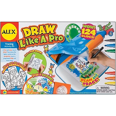 Alex Toys Draw Like A Pro Kit