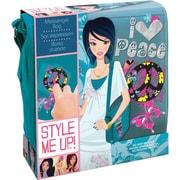 Aquastone Group Style Me Up Messenger Bag Kit, Blue