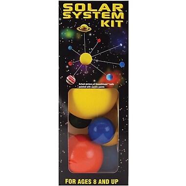 Smoothfoam Styrofoam Solar System Kit, Painted