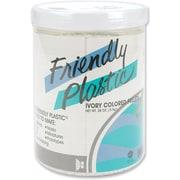 Amaco Friendly Plastic Pellets, 28 Ounces, Ivory