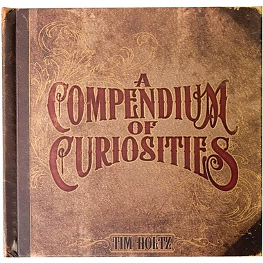 Advantus Tim Holtz Idea-Ology Book-Idea Book, A Compendium Of Curiosities