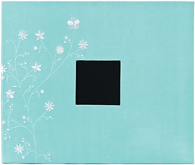 American Crafts Patterned 3-Ring Album, 12