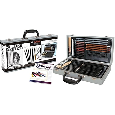 Royal Brush Deluxe Sketching Artist Set