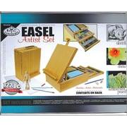 Royal Brush Easel Artist Set, Sketching & Drawing