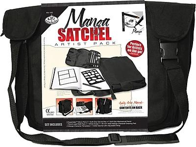 Royal Brush Satchel Artist Pack, Manga