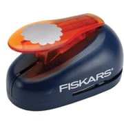 Fiskars X-Large Lever Punch, Scalloped Circle, 2""