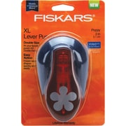 Fiskars X-Large Lever Punch, Poppy, 2""