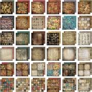"Advantus Idea-Ology Paper Stash Paper Pad, 12"" x 12"", Lost & Found"