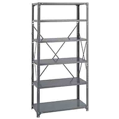 Safco® Steel Shelving, 36
