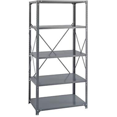 Safco® Steel Shelving, 36