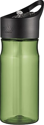 Intak by Thermos Hydration Bottle, Green,18oz