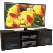 "Sonax® Fiji 60"" TV/Component Bench, Dark Espresso"