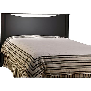 South Shore City Life Collection Double/Queen Headboard, Chocolate