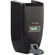 InSight SANITUFF Plastic Push Dispenser, 8 Liters, Black (KIM92013)
