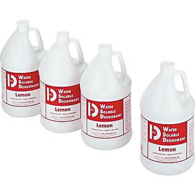 Big D Industries Water-Soluble Deodorant, Lemon, 1 gal.
