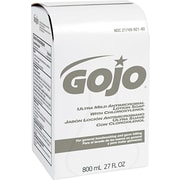 GOJO® Ultra Mild Lotion Soap With Chloroxylenol, Refill, 800 ml, 12/Case