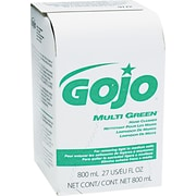 GOJO® Multi Green Hand Cleaner, Citrus, 800 ml Refill, 12/Case
