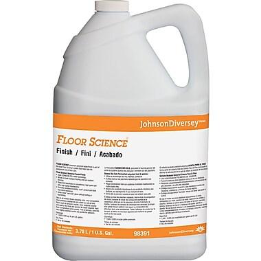Floor Science ® Floor Finish, Unscented, 1 gal Bottle