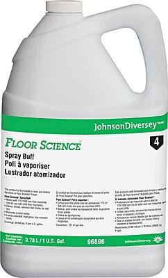 Floor Science Spray Buff, 1 gal., 4/Case