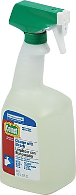 Comet® Cleaner with Bleach, Fresh Scent, 32 oz, 8 Bottles/Case (PGC 02287)