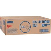 "Kimberly-Clark  Wypall  X70 Hydroknit Wipe, Unscented, White, 16.6""(W) x 14.9""(L)"