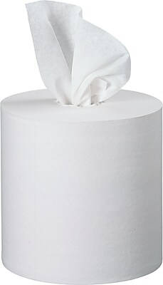 Kleenex® Premiere Centerpull Paper Towels, 1-Ply, White, 250 Sheets/Roll, 4 Rolls/Carton (01320)
