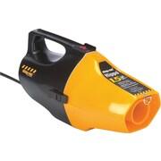 Shop-Vac  Hippo  Handheld Vacuum, 1 qt, 1.5 hp, 6.8 A, 9 lbs., Yellow/Black