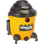 Shop-Vac Economical Wet/Dry Vacuum, Yellow/Black, 12 gal Tank