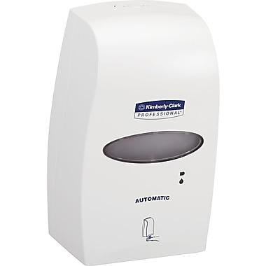 Kleenex White Electronic Cassette Soap Dispenser (92147)