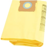 Shop-Vac  High Efficiency Collection Filter Bag Fits 5 - 8 gal Tanks, Yelow