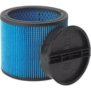 Shop-Vac Ultra-Web Cartridge Filter for Full Size Vacs, Blue