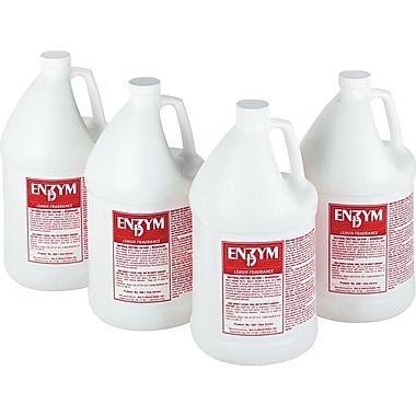 Big D Industries Enzym D Digester Deodorant, Lemon, 1 gal Bottle