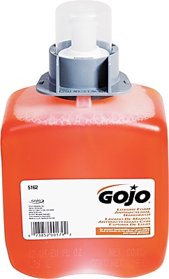 GOJO® FMX-12™ Foam Handwash Refill, Orange Blossom, 1250 ml