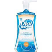Dial® Complete Foaming Handwash Soap, Original scent, 7.5 oz., 8/Case