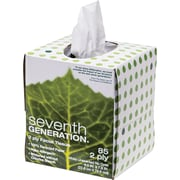 Seventh Generation® 100% Recycled Paper Facial Tissue, 2-Ply, Each
