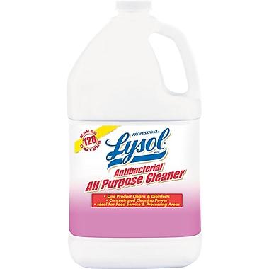 Professional Lysol® Antibacterial All-Purpose Cleaner, 1 gal, 4/Case