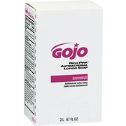GOJO  PRO 2000™ Rich Pink Antibacterial Lotion Soap Refill, Floral, 2000 ml, 4/Case