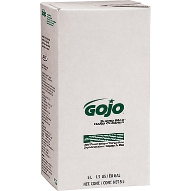 GOJO® PRO 5000™ Supro Max Hand Cleaner Refill, Herbal, 5000 ml, 2/Case