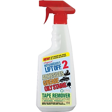 Motsenbocker's Lift-Off® #2: Adhesives, Grease & Oily Stains Tape Remover, Unscented, 22 oz.