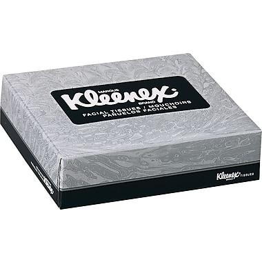 Kleenex® Facial Tissue, 2-Ply, 48 Boxes/Case