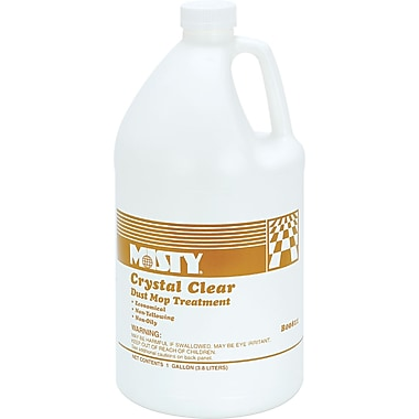 Misty® Crystal Clear Dust Mop Treatment, Grapefruit, 1 gal