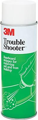 3M TroubleShooter Baseboard Stripper, 21 oz. Aerosol, 12/Ctn