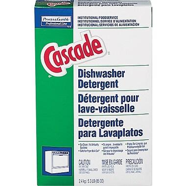 Cascade Automatic Dishwasher Powder, 85 oz., 6/Case