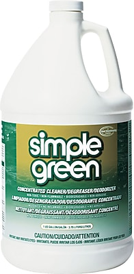 Simple Green® All-Purpose Industrial Cleaner/Degreaser, Unscented, 1 gal., 6/Case