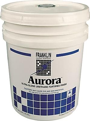 Franklin Cleaning Technology Aurora Floor Finish, Fresh, 5 gal.